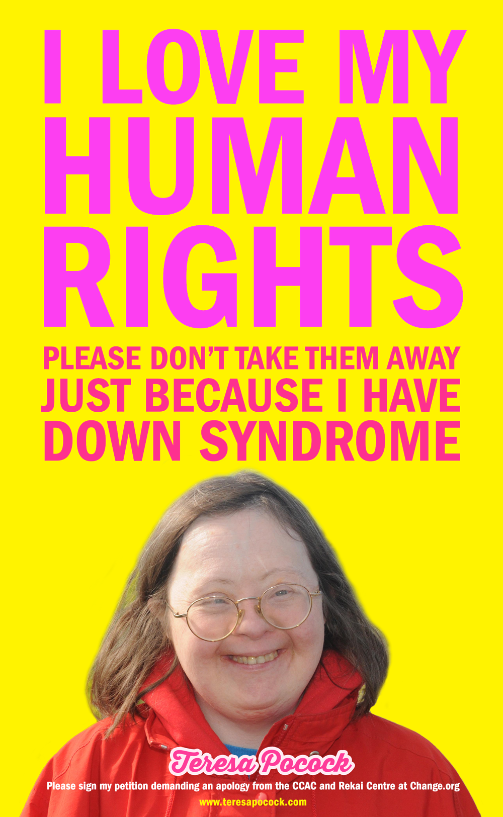 I Love My Human Rights